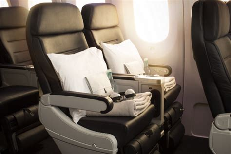 air new zealand premium economy recline air new zealand nz88 takes off 6 january 2015 to singapore