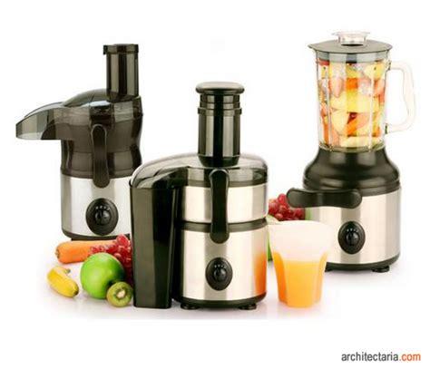 Blender Atau Juicer kitchen appliances yang tepat untuk gaya hidup sehat pt architectaria media cipta
