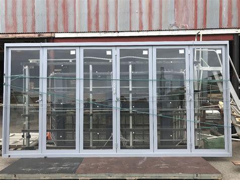 Reclaimed Patio Doors Bi Fold Doors Adelaide Sertifikal Aluminium Stacking Doors Aluminium Bifold Doors Adelaide