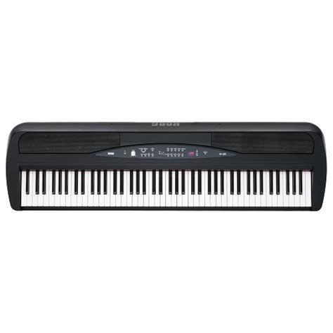 Digital Piano Korg Sp 500 jual korg piano digital sp280 black murah bhinneka