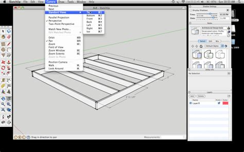 sketchup layout resize how to draw 2d drawings with google sketchup