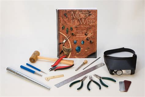 metal sting kit for jewelry advanced wire wrapping jewelry tool kit kit 500 00 pmc