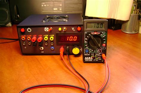 Modification Atx Power Supply by Miskatonic Institute Of Technology Pc Power Supply
