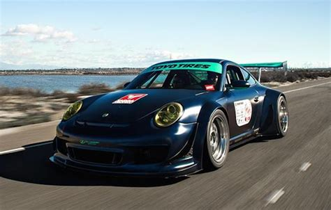 widebody porsche 997 this porsche 997 gt3 wide body is mesmerizing