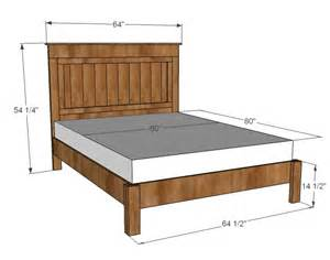 Ana white mom s fancy farmhouse bed diy projects