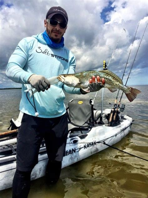 essential saltwater kayak fishing tips  newbies