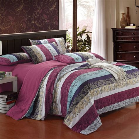 quality bedding sets quality home textile comforter bedding sets king size reactive printing bedsheet