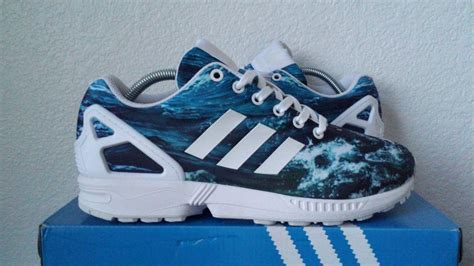 zx flux wave pattern spotlight pickups of the week 3 31 2014 sole collector