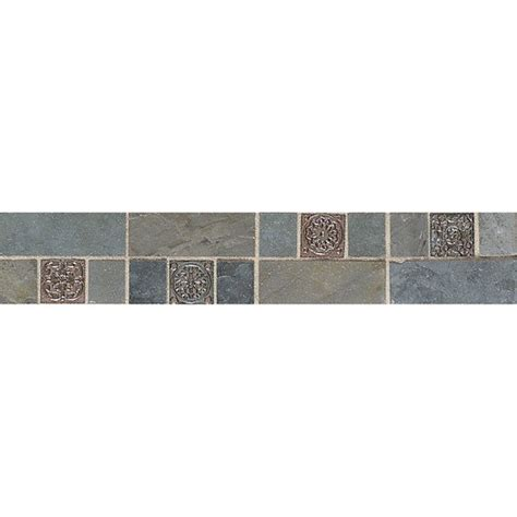 Tile Korea Bordir 1 autumn and mountain accent highland ridge by american olean american olean mosaics