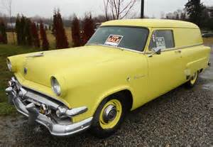 1954 ford mainline courier sedan delivery a photo on