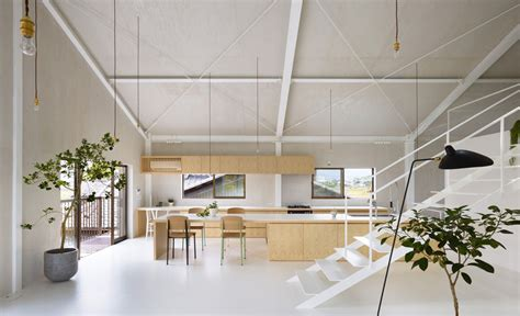 Airhouse Design Office Turn an Old Warehouse Into a Modern Family Home ? TheCoolist The Modern