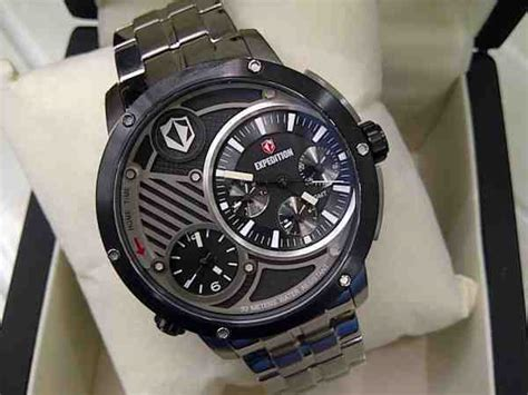 Expedition 6736 Original jual jam tangan pria expedition 6736 baru jam tangan
