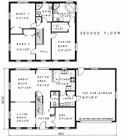 two house plans 25 best ideas about two storey house plans on