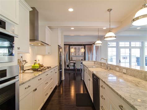 white galley kitchen ideas 22 white kitchens that rock picklee white galley kitchen