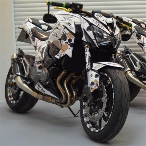 Motorrad Dekor Designen by Motorradaufkleber Bikedekore Wheelskinzz Kawasaki