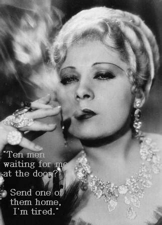 Mae West – Mulher com muito tempero! | Canibuk