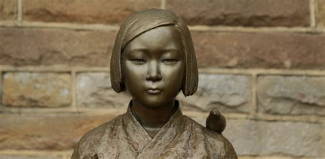 comfort women history statue wars reveal japan s contested comfort women history