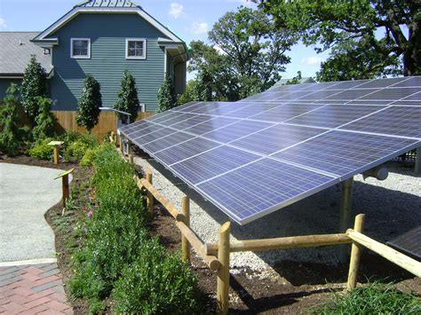 backyard solar power green initiative the cincinnati zoo botanical garden