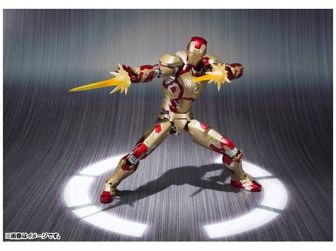 Shfiguarts Iron 42 With Bonus s h figuarts iron 42 by bandai hobbylink japan