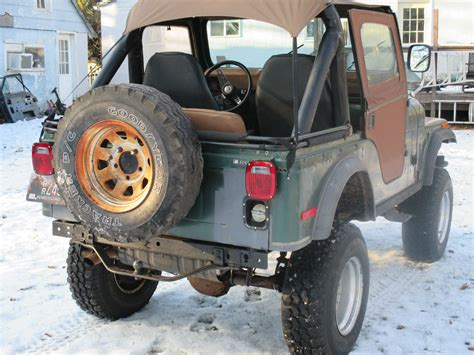 Jeep Winch For Sale 1979 Amc Jeep Golden Eagle Cj5 Cj 5 Jeep Cj Lifted With