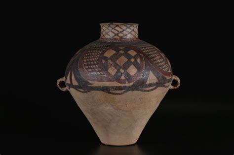 parte ricurva vaso vaso neolitico cultura yangshao cina periodo neolitico