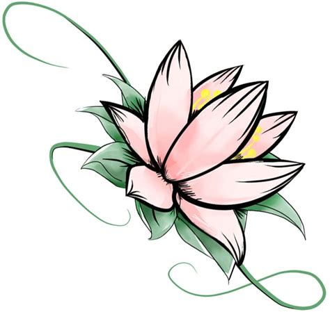 Design A Flower | flower tattoo designs the body is a canvas