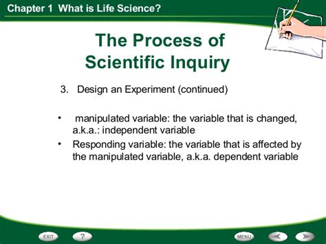 section 1 5 what is scientific inquiry answers life science chapter 1 section 3 scientific inquiry