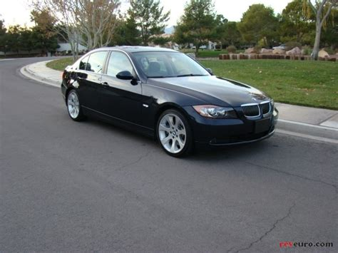 bmw beamer 2007 17 best ideas about bmw 335i on matte black