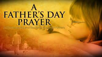 fathers day a s day prayer