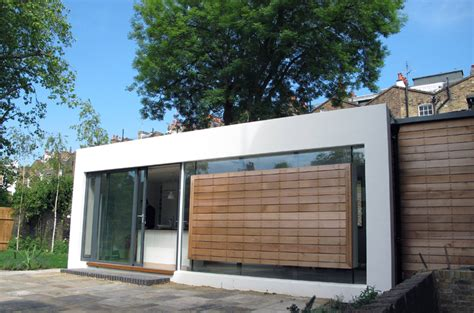 Flat Roof House contemporary extensions jb architects