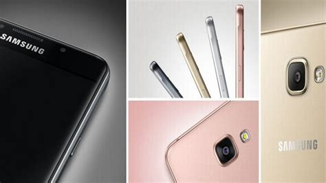 Harga Samsung A5 Wilayah Batam ini harga samsung galaxy a7 2016 dan a5 2016 okezone techno