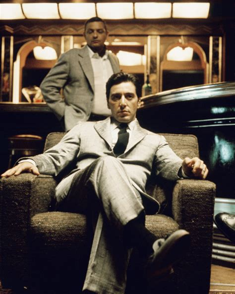 film gangster americani neri the godfather can teach men a thing or two about style
