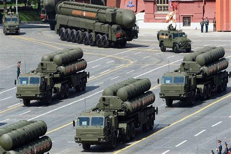 Konsep Sestem Pertahanan Non Militer kremlin bantah jual sistem rudal s 400 ke india