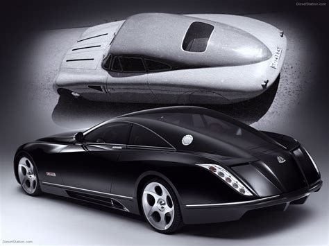 maybach exelero car picture 007 of 11 diesel station