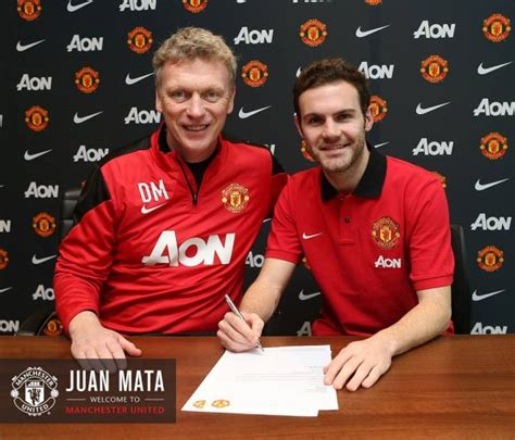 any new signings for man united this january 2016 manchester united unveil juan mata as new signing video