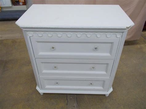 simply shabby chic 3 drawer chest kan 232 and