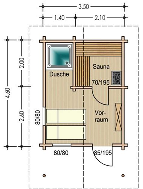 search saunas and floor plans on pinterest