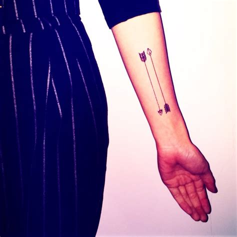 tattoo on skinny wrist 57 stylish arrow wrist tattoos