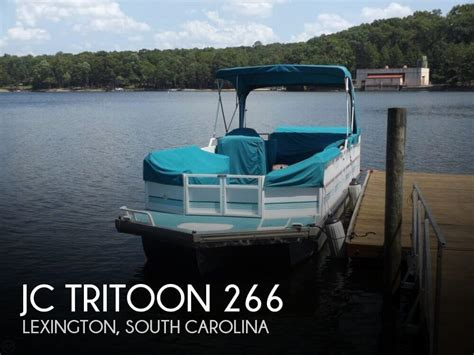 tritoon boats for sale missouri used jc boats for sale boats