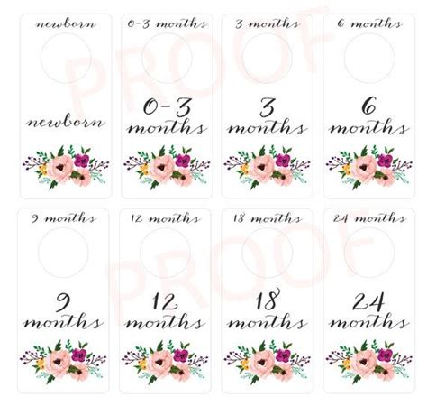 Baby Size Closet Dividers by 1000 Ideas About Baby Closet Dividers On Baby