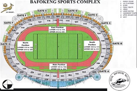 ellis park floor plan fifa world cup 2010 tickets collection tranport and