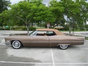 1967 Cadillac Eldorado Convertible 1967 Cadillac De Ville Convertible