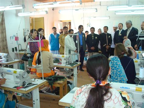 cottage industry hunar gah emerging as a model cottage industry pamir times