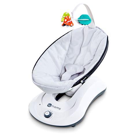 baby swing bouncer rocker 4moms rockaroo newborn baby rocker bouncer chair ebay