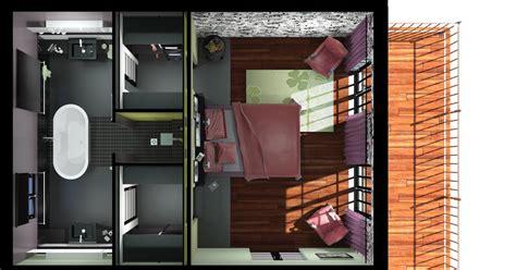 Formidable Amenagement Suite Parentale Dressing Salle De Bain #1: Suite-Parentale-dressing-salle-de-bain-dessiner-sa-maison.jpg