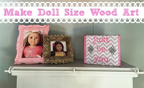 diy room decor for your american girl doll youtube diy american girl doll room decor youtube