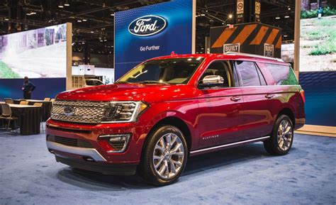 New Ford Expedition Redesign 2018 by 2018 Ford Expedition Photos Redesign Diesel Release