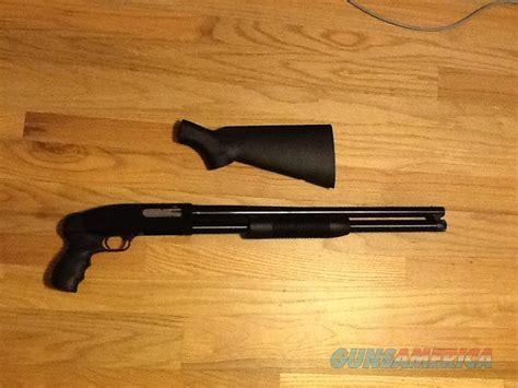 mossberg maverick 88 security 12 shotgun 8