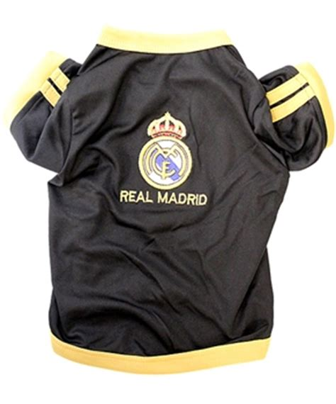 Sweater Real Madrid 001 real madrid jersey black apparel parisianpet