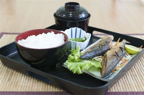 Fish Brown Rice And Vegetable Detox Diet by Seasonal Japanese Foods For A Fall Palate By Truong